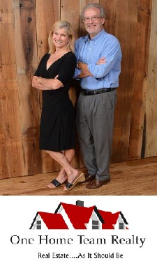 Wayne and Lisa Bennett, One Home Team Realty