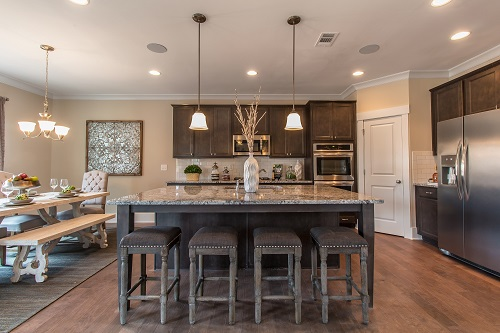 The Model Home at Sweetwater Landing will Host One of Paran's Open Houses