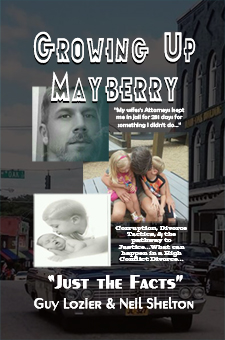 Growing up Mayberry Book