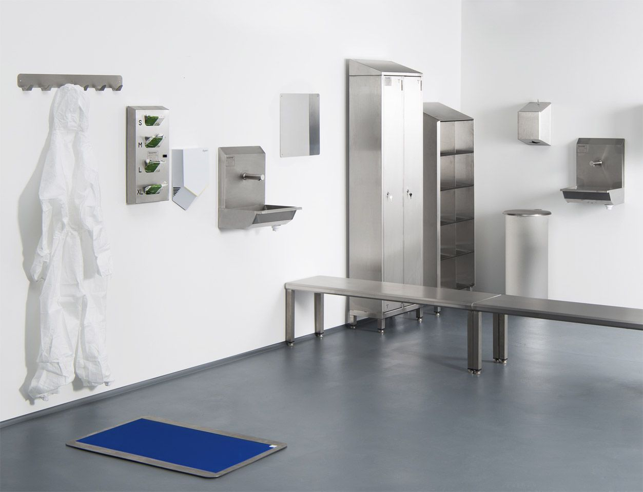 Cleanroom Furniture and Equipment