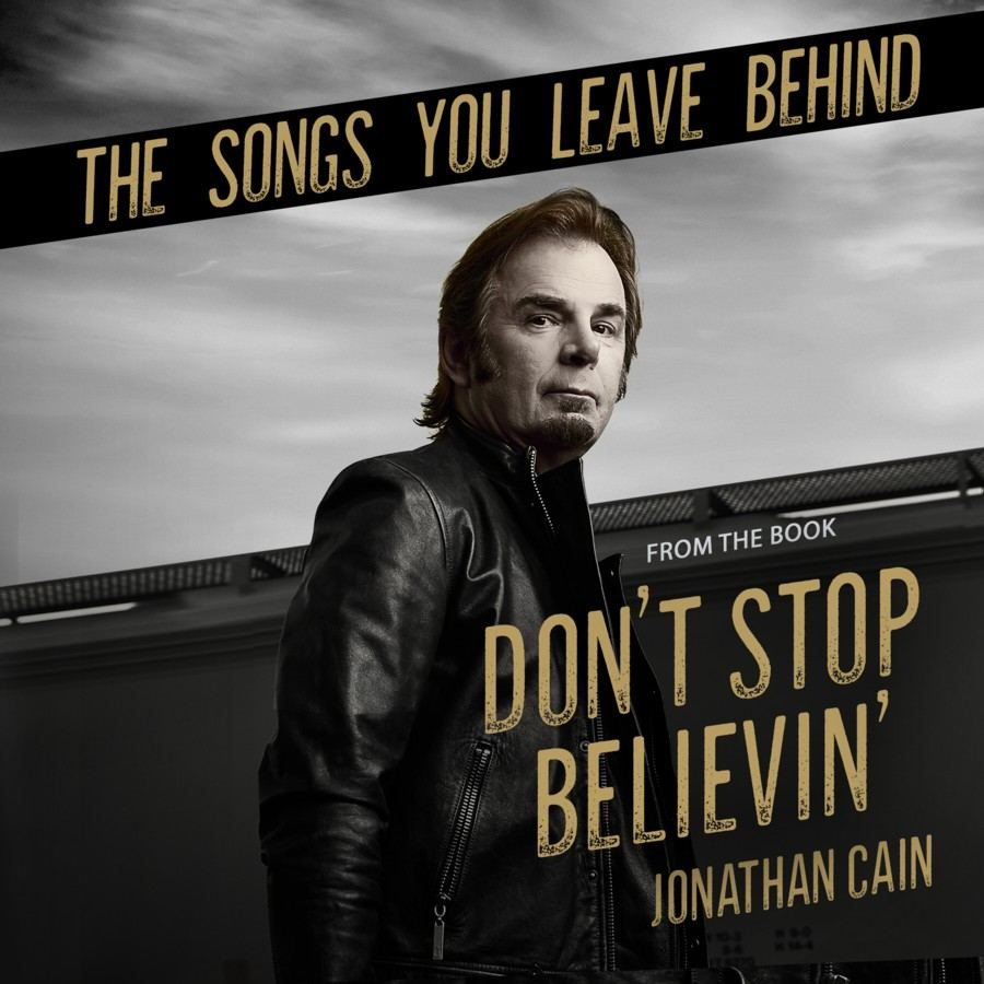 Jonathan Cain releases The Songs You Leave Behind album June 8.