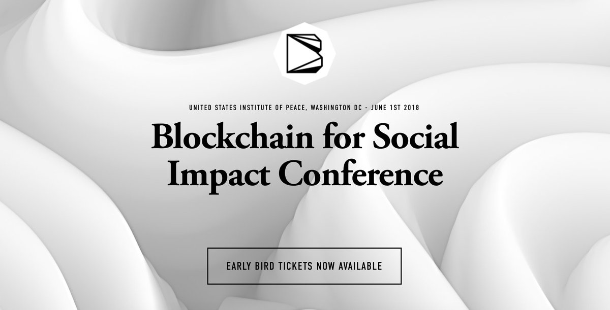 Blockchain for Social Impact Conference