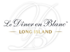 Le Diner en Blanc LI Photo Logo