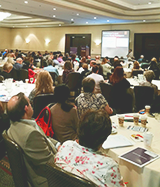 Attendees at a previous South Jersey Dementia Conference