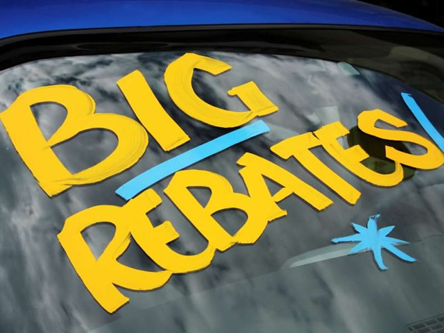 Learn How to maximize your Rebates on Used Cars