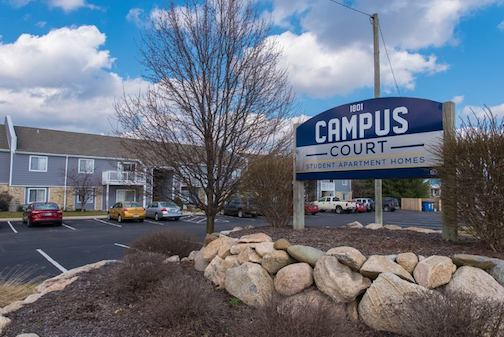 South Bend's Campus Court and Campus View join Asset Campus Housing family.