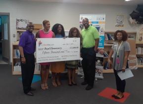Boyd Elementary receives 3D printing STEM Lab from local entrepreneur & APS alum