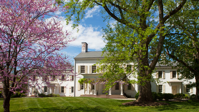 Visit Morven Museum & Garden in Princeton - New Jersey's History for Everyone