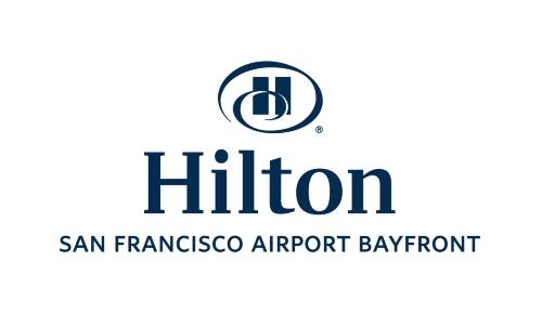 Hilton_San Francisco Airport Bayfront_logo_stacked