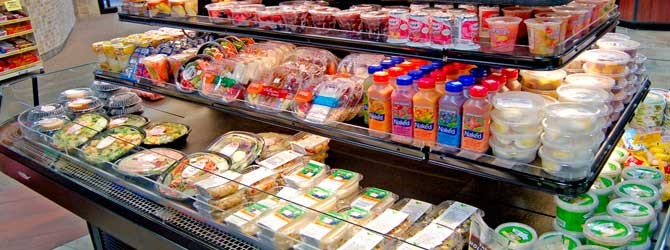 Troverco, Direct Store Delivery of Fresh & Frozen Food Items to Stores