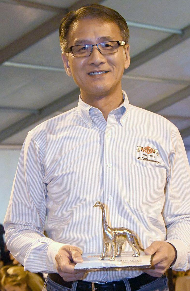 PADT's Rey Chu Receives AMUG DINO Award for Three Decades in 3D Printing