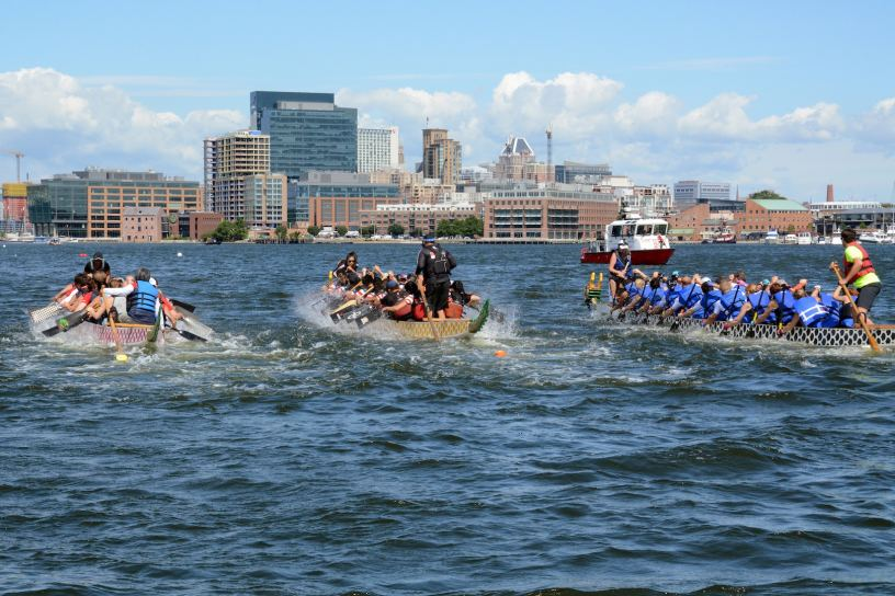 Baltimore Dragon Boat Challenge