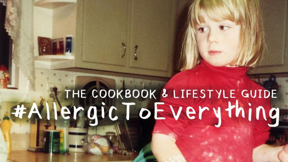 #AllergicToEverything, Live on Kickstarter, A Project For Food Allergies