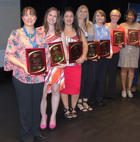 2018 Women in Tech Award Winners