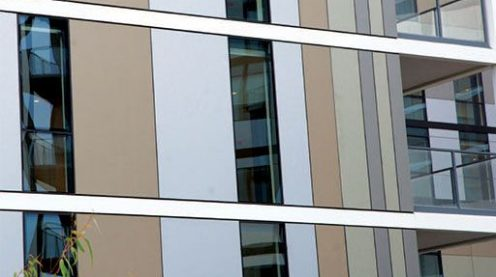Reynodual non-combustible cladding by Architectural Glass & Cladding