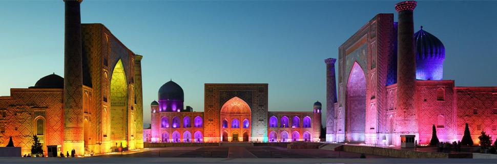 Tours around Uzbekistan
