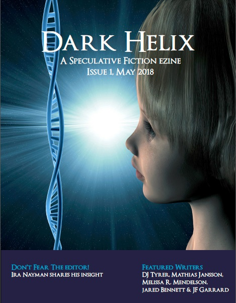 Dark Helix Ezine Issue 1 Cover