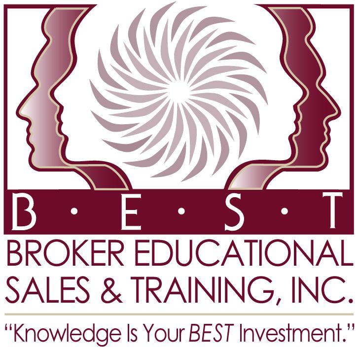 Copyright © 1986 - 2018 Broker Educational Sales & Training, Inc.