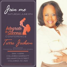 "Tarra ""Madam Money"" Jackson share Wealth Strategies for Women"