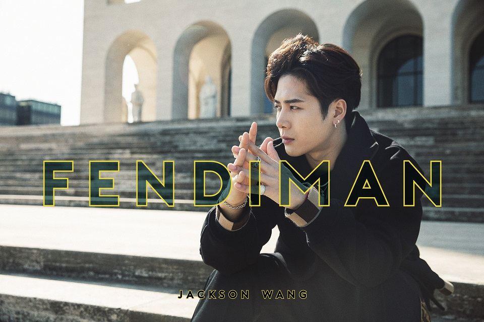 """Jackson Wang - """"Fendiman"""""""