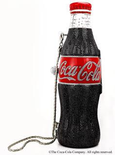 Coca-Cola Bottle Diamond Handbag