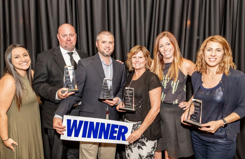 Mattamy Homes was honored with four Parade of Homes awards
