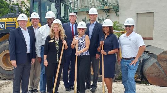 GreenPointe Communities Celebrates Groundbreaking at Quay Sarasota