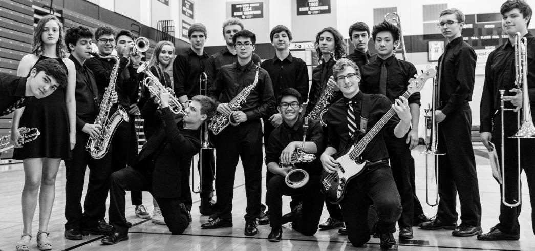 Brookfield Central HIgh School's Jazz I Ensemble