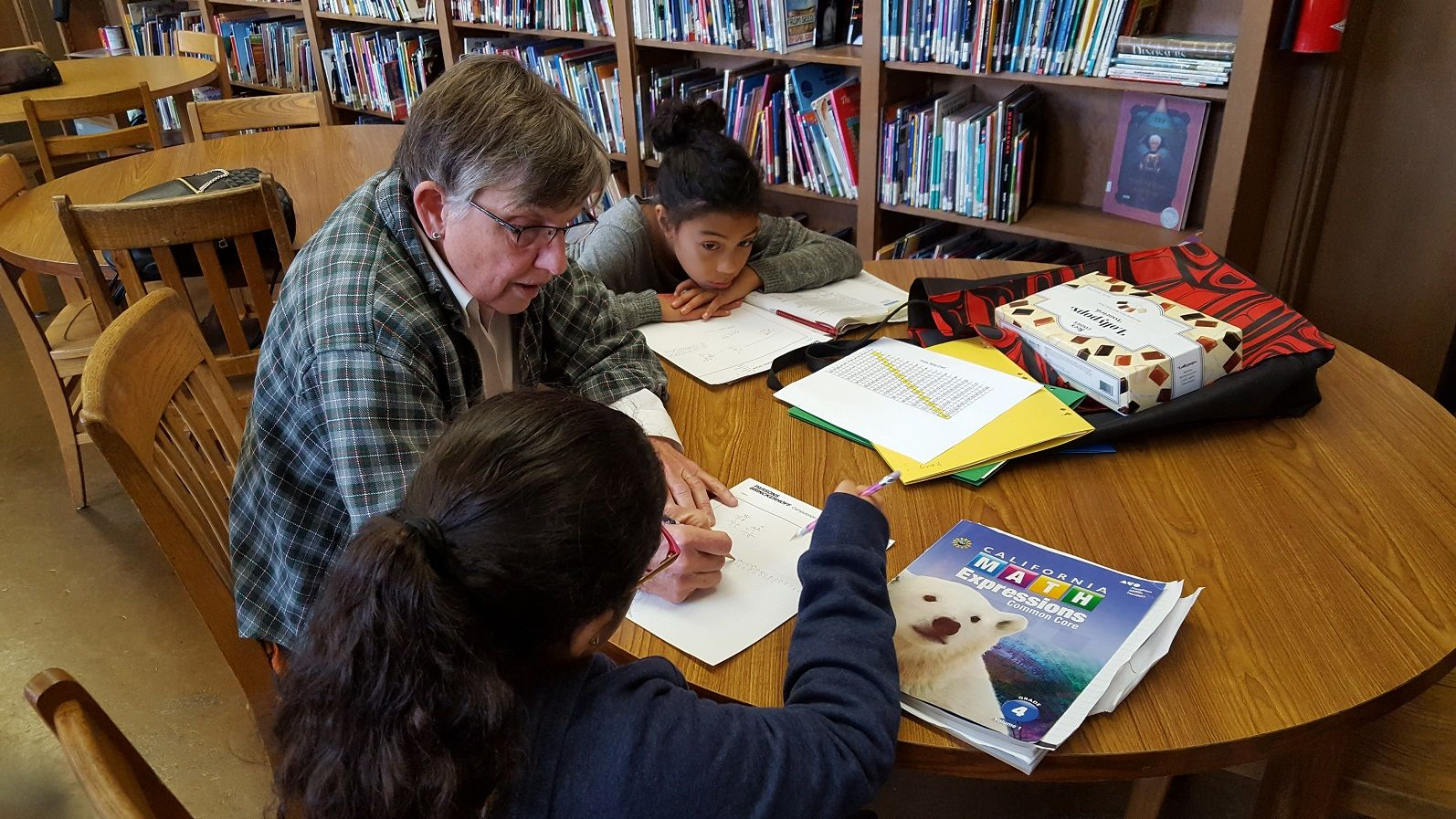 Students who receive personalized tutoring advance dramatically in math skills.