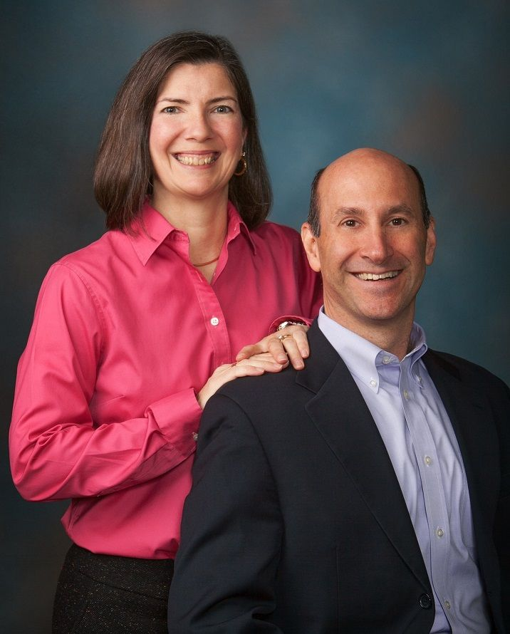 Kevin and Jill Pasqua