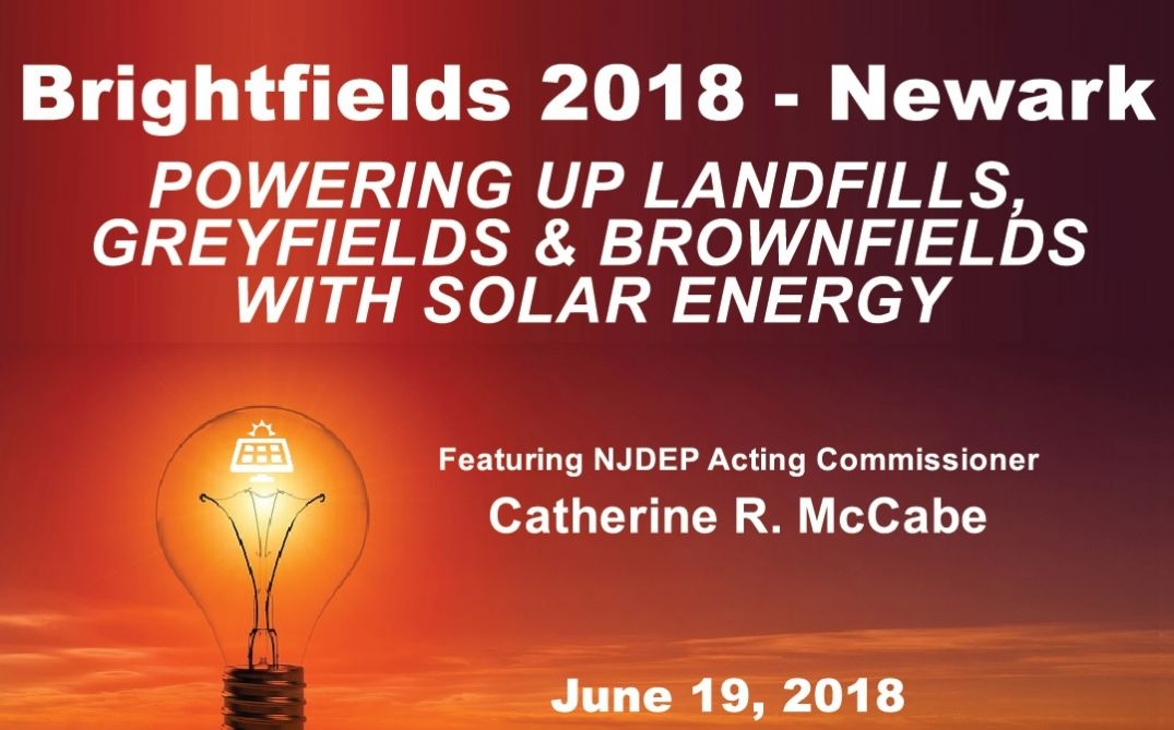 Brightfields 2018 - Newark is taking place on June 19 at NJIT.