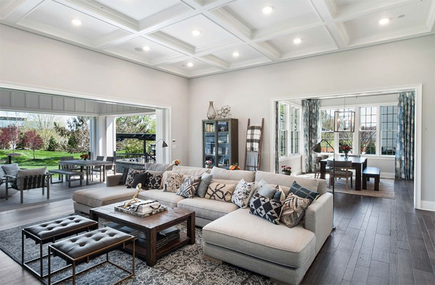 Toll Brothers - ultimate luxury living