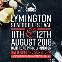 The 2018 Lymington Seafood Festival