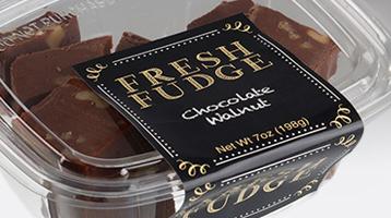 Packaged Fudge