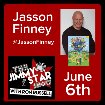 Jasson Finney on The Jimmy Star Show With Ron Russell
