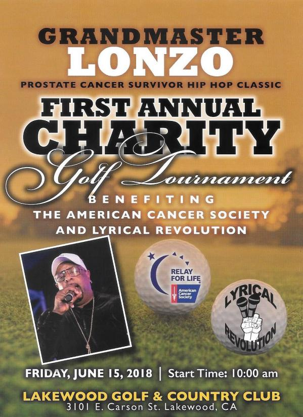 Grandmaster Lonzo Hip Hop Classic Golf Tournament