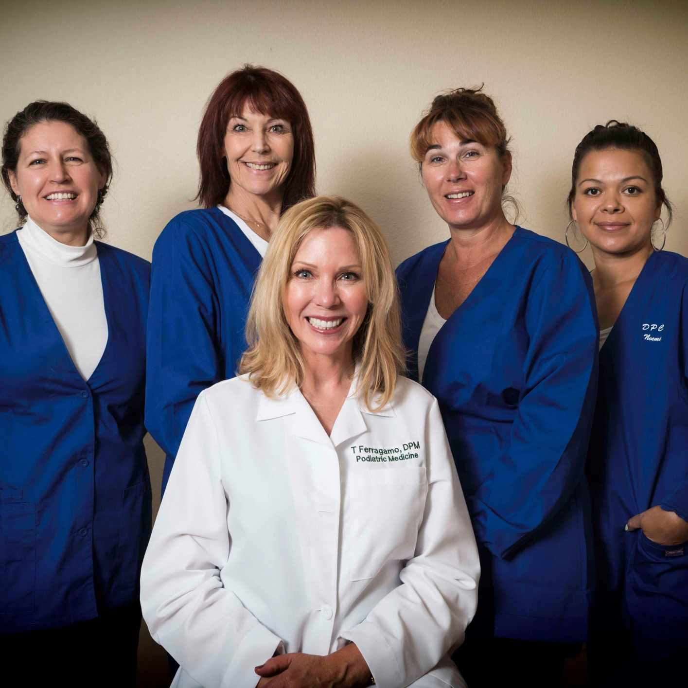 Dr. Tracy Ferragamo & Staff