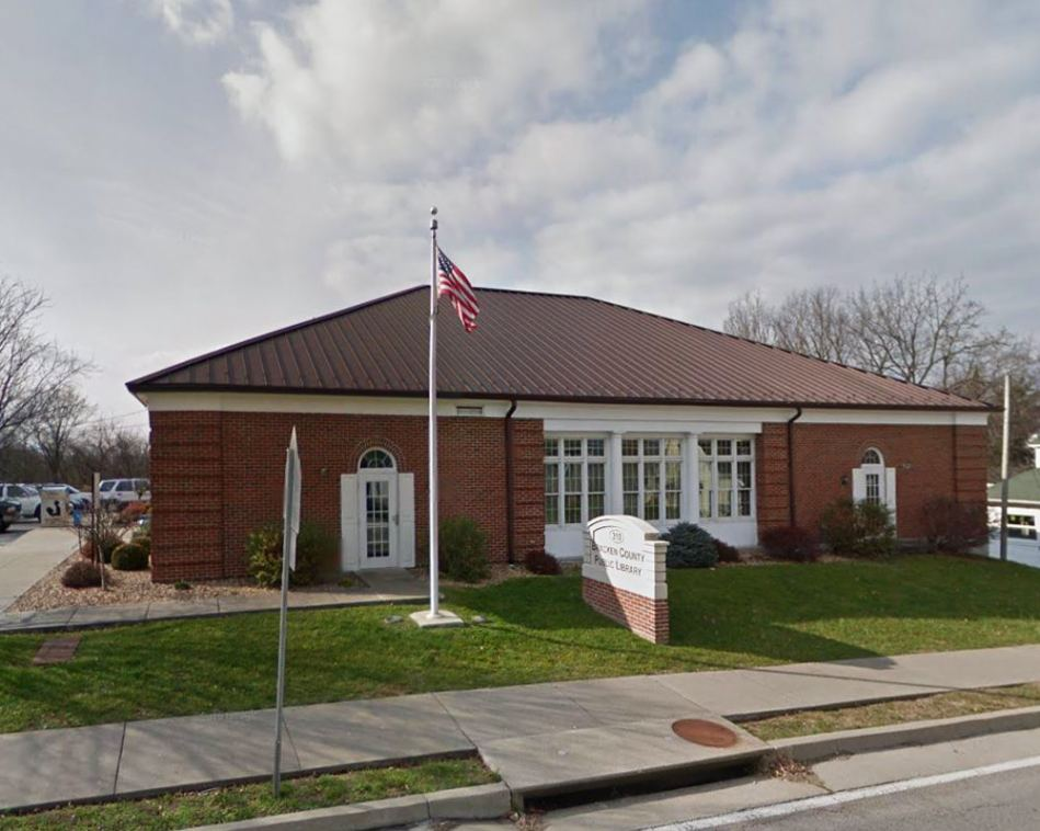 The Bracken County Public Library