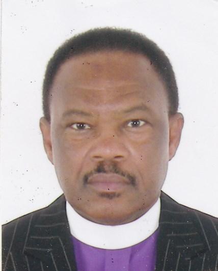 Bishop Dr. Mark H. Sandilands