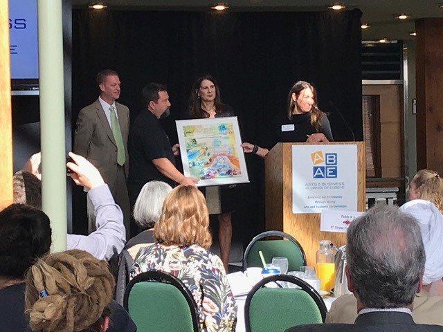 Imagination International awarded by ABAE