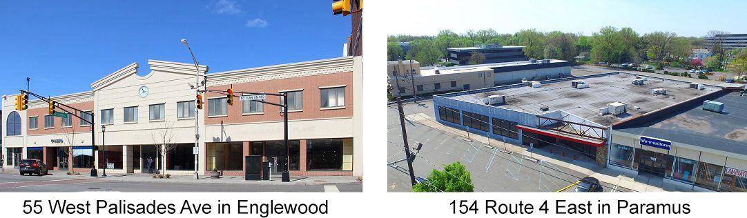 Two Bergen County Retail Properties