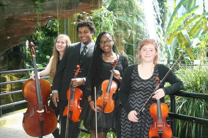 Snider High School String Quartet
