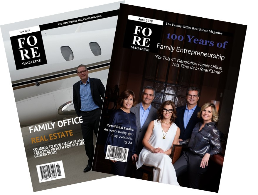 Family office real estate magazine set for june launch the family office real estate magazine - Family office real estate ...