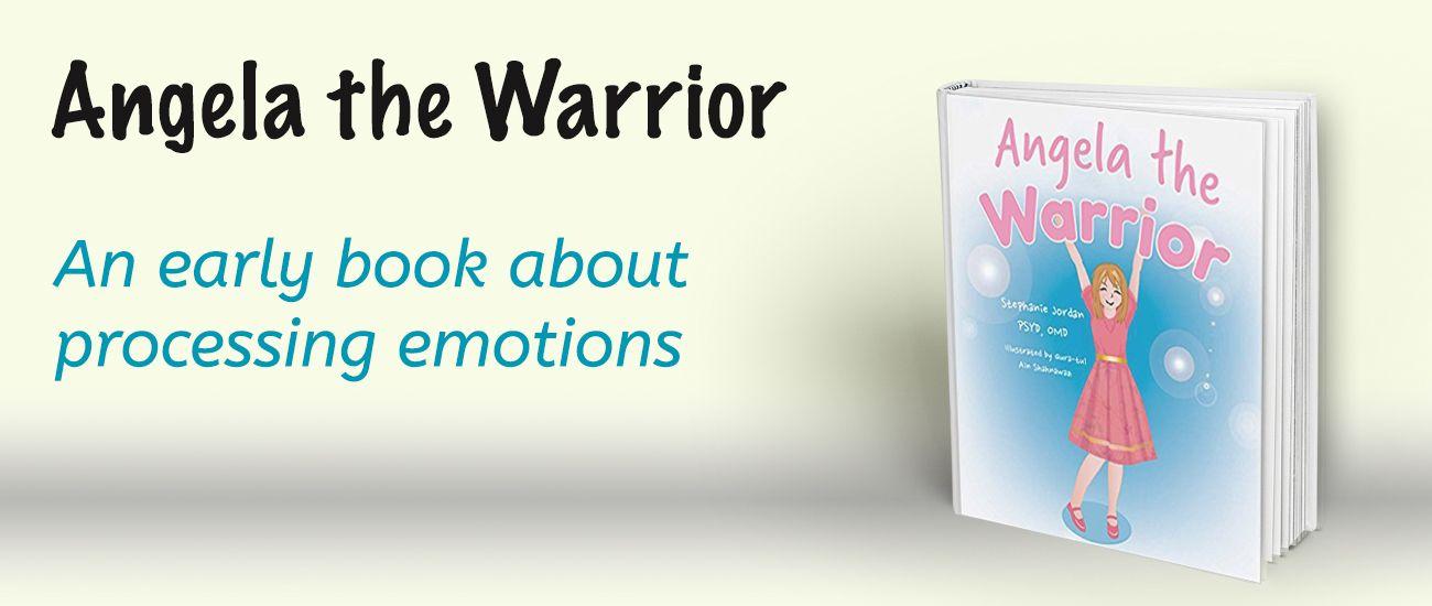 Angela The Warrior Author Stephanie Jordan
