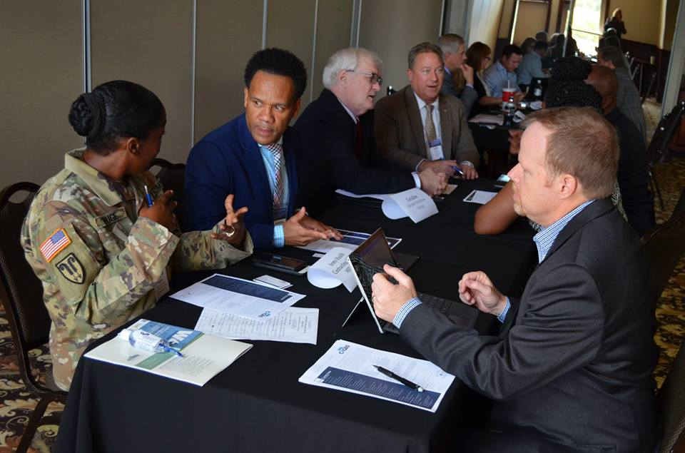 Army Contracting Summit Matchmaking Session