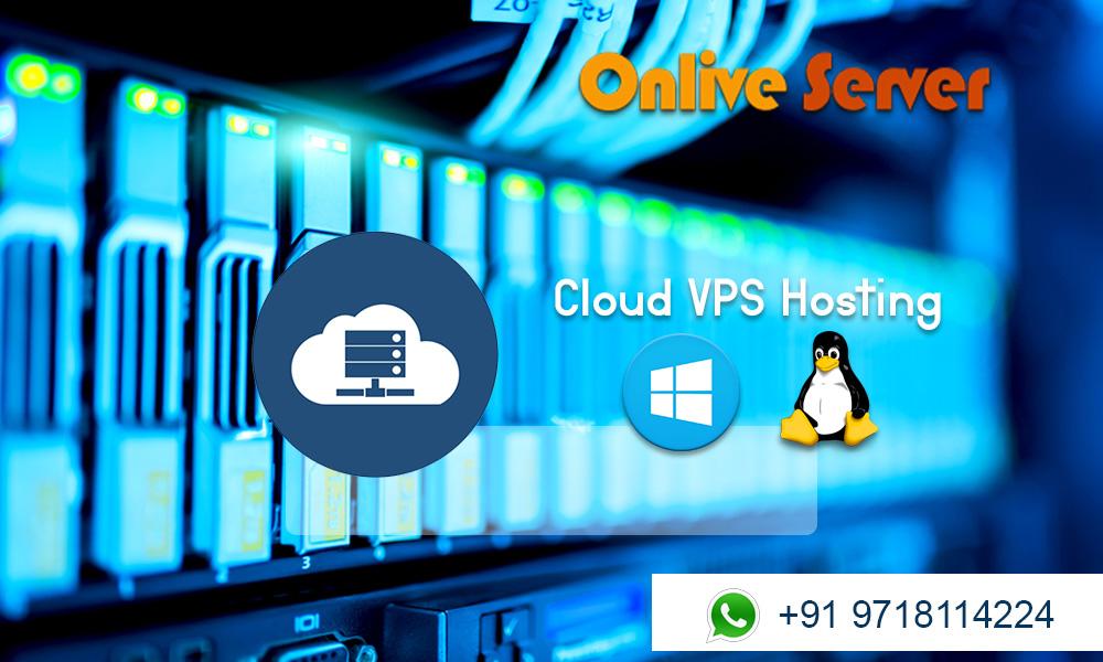 Cloud VPS Server