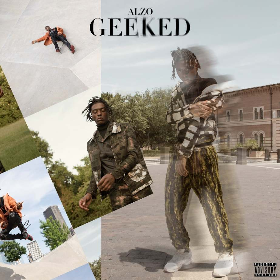 Geeked Single Cover