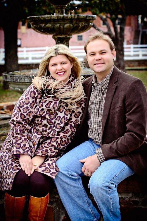 Josh and Lindsay Scheel