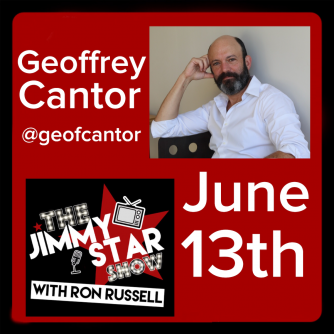 Geoffrey Cantor on The Jimmy Star Show with Ron Russell
