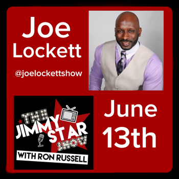 Joe Lockett To Guest On The Jimmy Star Show With Ron Russell